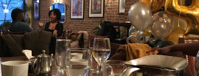 Home Sweet Harlem Bistro is one of Dining in Harlem (cafes, bistros, sandwich shops).
