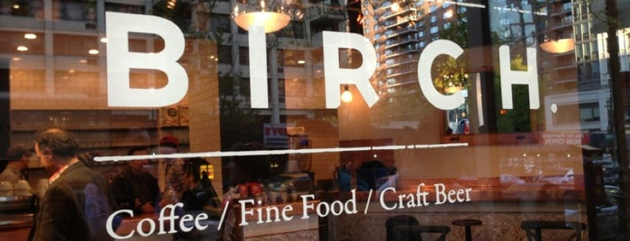 Birch Coffee is one of Be a Local in the Upper West Side.