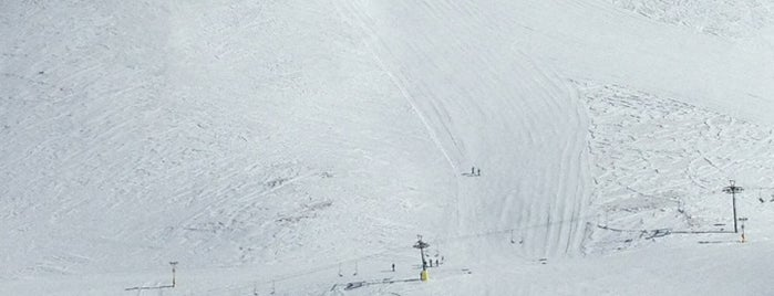 Skiing and Snowboarding in Greece