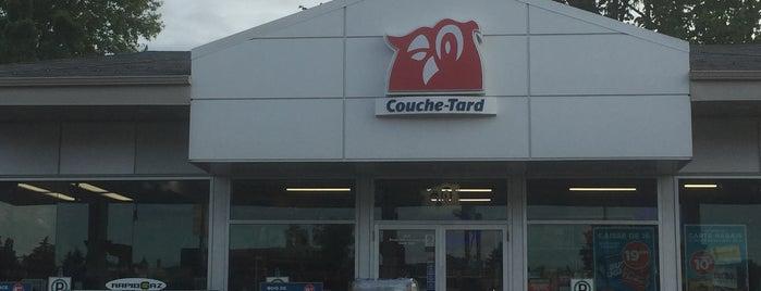 Couche-Tard is one of DEUCE44 III.