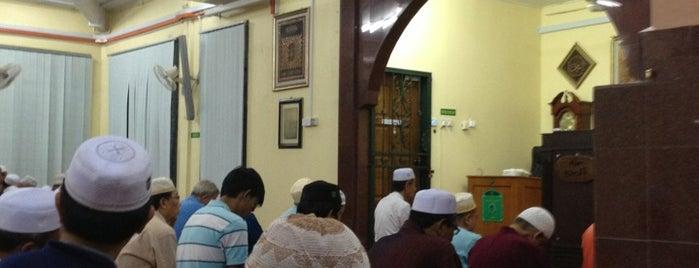Surau An-Naim Wangsa Maju is one of Mosque.
