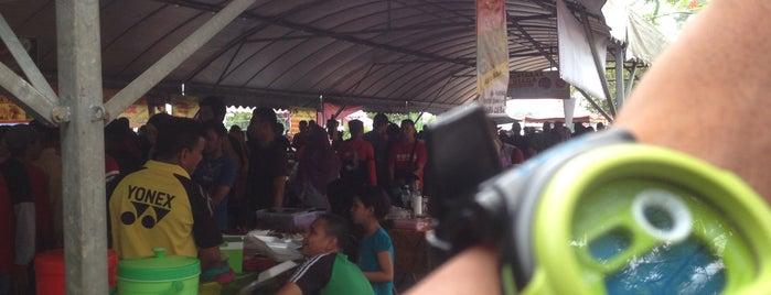 Bazar Ramadhan Billion is one of Makan @ Utara #12.