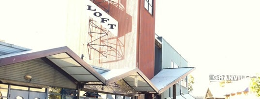Net Loft Cafe is one of Tidbits Vancouver 2.