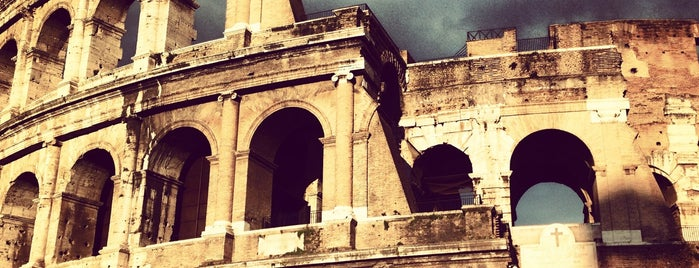 Colosseum is one of ♥Rome♥.