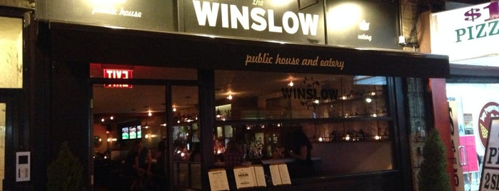 The Winslow is one of Gramercy/Union Sq.