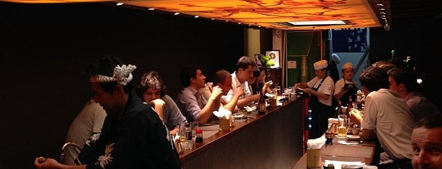 Minato Izakaya is one of Best of Pinheiros.