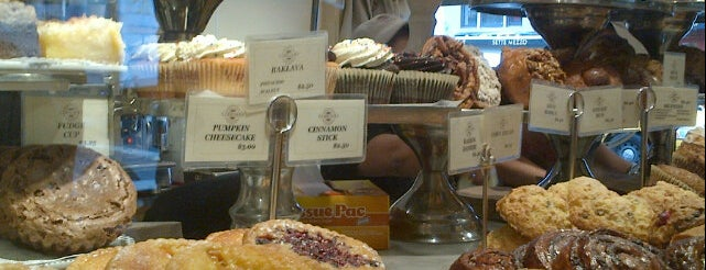 Corrado Bread & Pastry is one of Espresso - Manhattan >= 23rd.