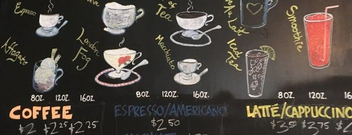 Anna Bannanas is one of Go Taste Coffee.