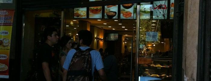 Nuria is one of Gastronomía en Santiago de Chile.