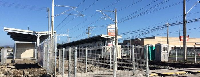 Estación Laguna Quiñenco is one of #Coronel.