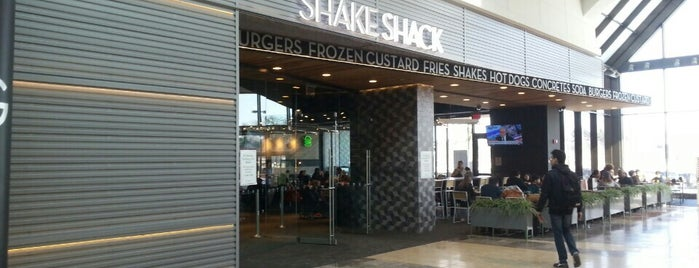 Shake Shack is one of Pascack Eats.