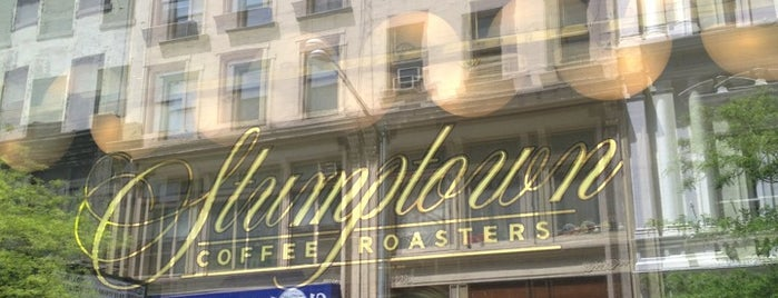 Stumptown Coffee Roasters is one of Breather + Foursquare Guide to Flatiron and NoMad.