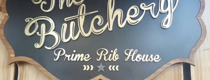 The Butchery (Prime Rib House) is one of Guadalajara . México.