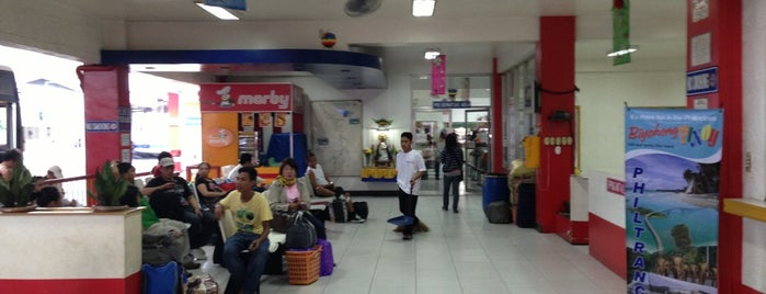 Philtranco (Pasay Terminal) is one of Remember.