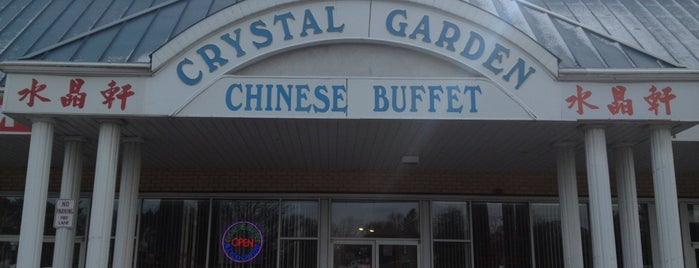 Crystal Garden is one of Places I have been to.