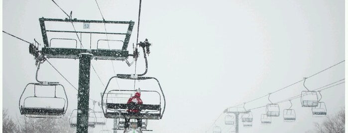Waterville Valley Ski Area is one of ck-in.
