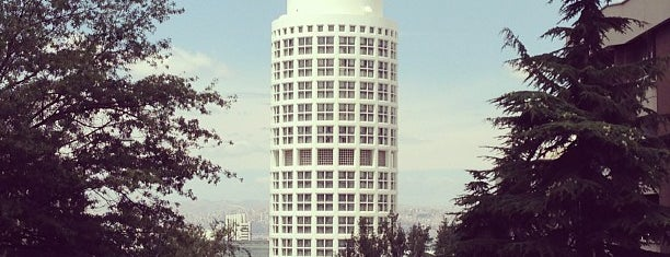 Sheraton Ankara Hotel & Convention Center is one of themaraton.