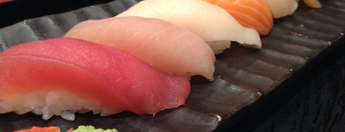 Standing Sushi Bar is one of 5 places for cheap drinks.