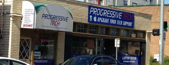 Progressive Tech is one of Seattle.