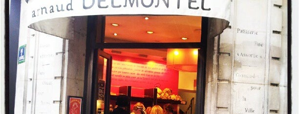Delmontel is one of Paris - best spots! - Peter's Fav's.