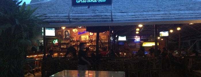 Kinabuch's Bar and Grill is one of Palawan must-see's.
