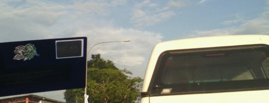 Airport Road Traffic Lights is one of miri.