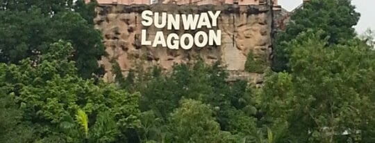 Sunway Lagoon is one of malaysia/KL.