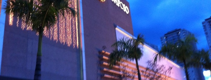 Raposo Shopping is one of Shoppings Grande SP.