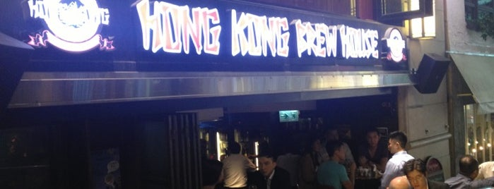 Hong Kong Brew House is one of Central.