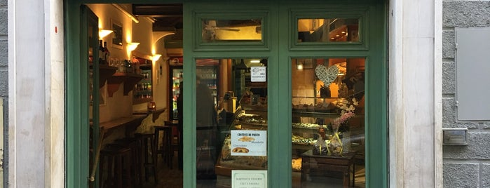 Vecchio Forno is one of The 15 Best Places for Healthy Food in Florence.