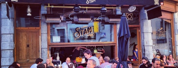 Stam is one of Favorite Places in Brussels.