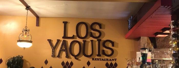 Los Yaquis is one of GoPago in San Francisco.