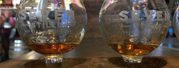 Seven Stills Brewery & Distillery is one of California Breweries 2.