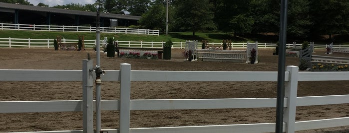 Wills Park Equestrian Center is one of The Regulars.