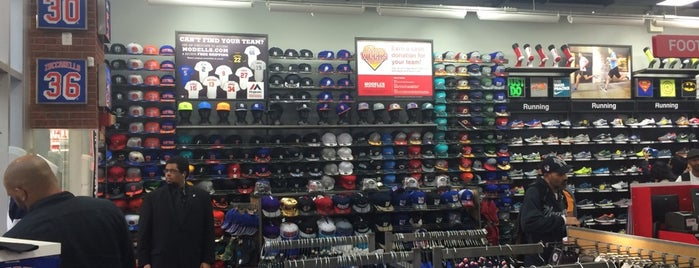 Modell's Sporting Goods is one of Linsanity.