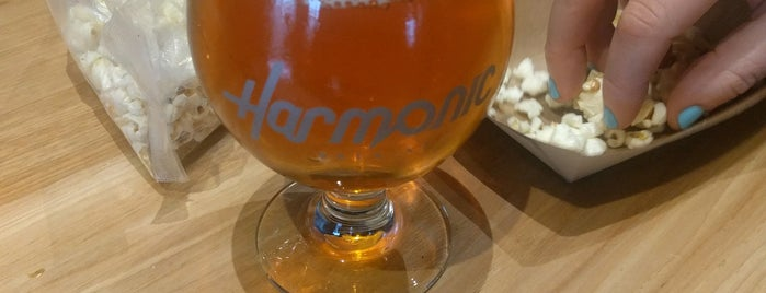 Harmonic Brewing is one of California Breweries 2.
