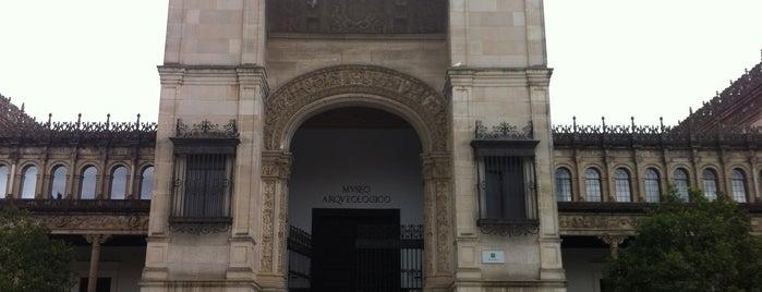 Museo Arqueológico is one of Parchi e musei archeologici.