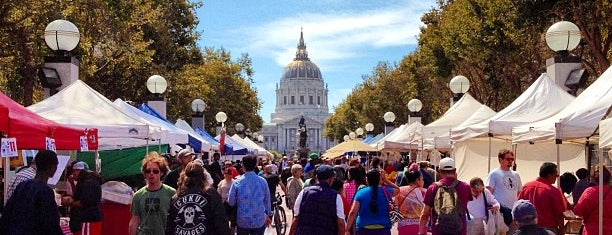 Heart of The City Farmers Market is one of Establishments to Frequent.