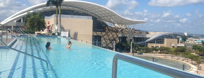 Sheraton Puerto Rico Hotel & Casino is one of favorites.