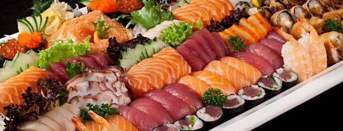 Guia Rio Sushi by Hamond