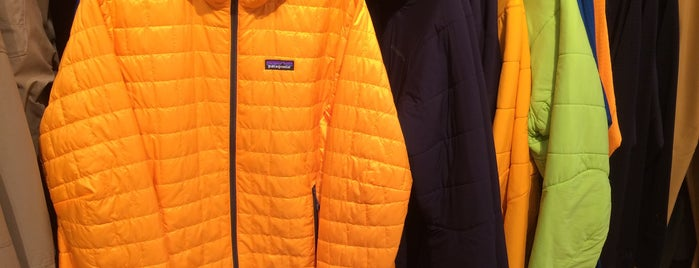 Patagonia Burlington is one of Shop #BTV.
