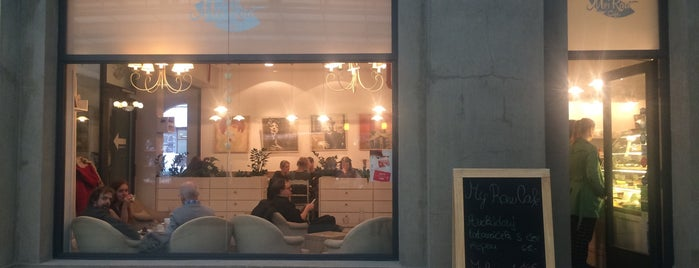 MyRaw Café is one of The 15 Best Places for a Cake in Prague.