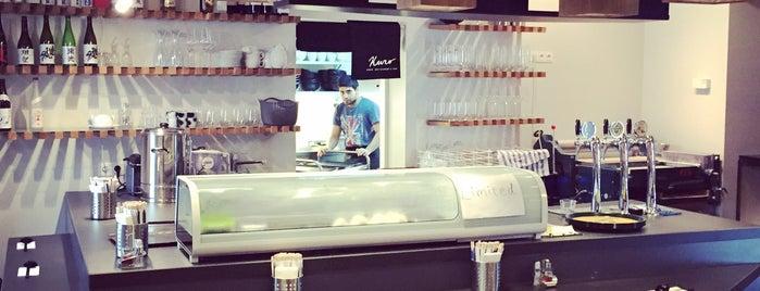 Kuro is one of Exotische & Interessante Restaurants In Wien.