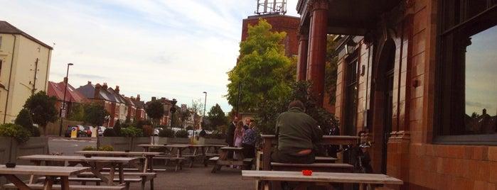 The Rosendale is one of London's Best Beer Gardens.
