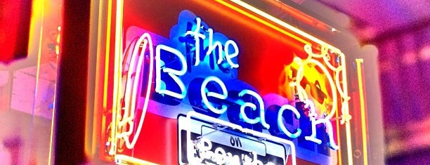 The Beach on Bourbon is one of What we love about New Orleans.