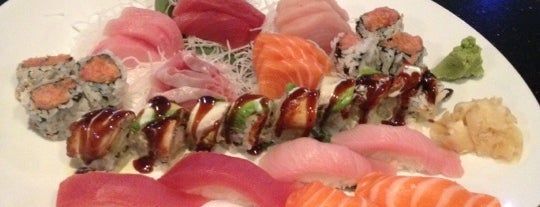 Taki Sushi is one of Food.