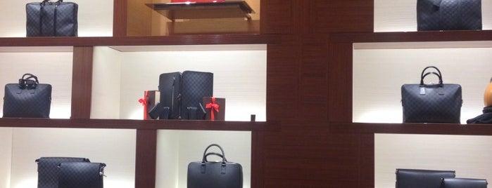 Louis Vuitton is one of Must see ,visit ,taste etc by Ceda.
