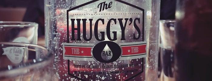 The Huggy's Bar is one of Belgium - Resto.