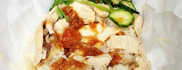 Nong's Khao Man Gai is one of Where in the World to Eat.