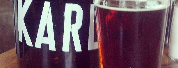 Karl Strauss Brewery & Restaurant is one of SD Breweries.